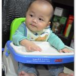[開箱文] 費雪寶寶小餐椅