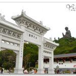 [香港景點] 爬階梯、看大嶼山天壇大佛