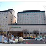 [函館住宿] 函館 Loisir hotel~ 就在函館朝市、JR函館站旁,交通方便!!
