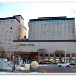 [函館住宿] 函館 Loisir hotel