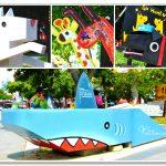 [台中草悟道] 2015綠圈圈夏日藝術祭~ 當我們童在一起