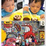 [台中] 小惡魔雪莉貝爾DIY冰棒蛋糕~ 彩繪專屬自己的蛋糕吧!!