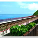 [台東] 多良車站~ 擁有無敵海景的最美麗車站