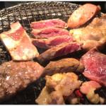 [台北] 呷食益 JustEat燒烤~ 肉給得很大器的燒烤吃到飽餐廳!!