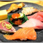 [京都美食] 魚心壽司河原町店~ 午間限定套餐,新鮮美味超值必吃