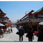 [東京] 淺草仲見世通@淺草觀音寺前好吃好玩的街道