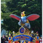 [香港迪士尼] 飛天巡遊 大遊行
