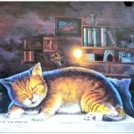 [雲林虎尾] 頂溪社區 屋頂上的貓~ 一起來尋找貓咪足跡!!
