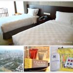 [大阪住宿] 大阪萬豪都酒店~ 位在日本第一高樓內,視野佳、景觀美、交通便利