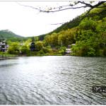 [九州由布院] 金鱗湖~ 晨霧瀰漫般的夢幻美景