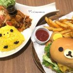 [台中西屯] Rilakkuma Cafe拉拉熊餐廳台中店~ 獨家限定餐點,超萌超可愛!!
