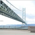 [神戶景點] 明石海峽大橋+舞子海上步道~ 從橋上看神戶海景一覽無遺