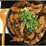 [台中北區] 燒丼株式會社~ 燒肉多到快滿出來,超滿足的好滋味