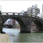 [長崎景點] 眼鏡橋 中島川石橋群~長崎必訪之日本三大名橋
