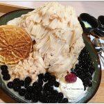 [台中北屯] CORNER 66遇見雪花冰~ 珍珠奶茶冰份量多不甜膩,還有夏日限定芒果冰香甜上市