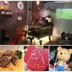 [台中中區] 熊二咖哩~ 主餐只賣咖哩飯的美式運動餐廳