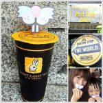 [台中北區] RABBIT RABBIT TEA 兔子兔子茶飲專賣店(一中店)~ 鮮奶茶好喝,兔子吸管套超可愛!!!