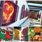 [彰化鹿港] 緞帶王文化園區(觀光工廠)~ 色彩繽紛充滿喜氣的緞帶