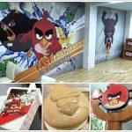 [台中北區] 憤怒鳥餐廳 健行店~台中首家憤怒鳥餐廳,充滿Angrybirds的幻想世界