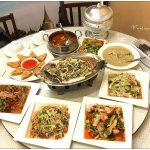 [台中南屯] 泰華泰式料理~ 平價好吃份量多,點合菜有折扣優惠且免服務費