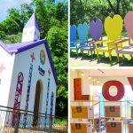 [南投埔里] 愛情故事館 x月老教堂~浪漫教堂中西結合,旅遊新亮點