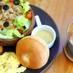 [台中北屯] Le Samho杉禾亭早午餐烘焙~ 貝果Q彈好吃,日式風格裝潢有質感(已歇業)