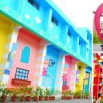 [彰化花壇] 茉莉花夢想館~ 粉嫩彩色牆面好好拍,參觀免門票