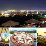 [台中龍井] 不夜天夜景餐廳~ 賞燈海絕佳視野,窯烤披薩好吃必點