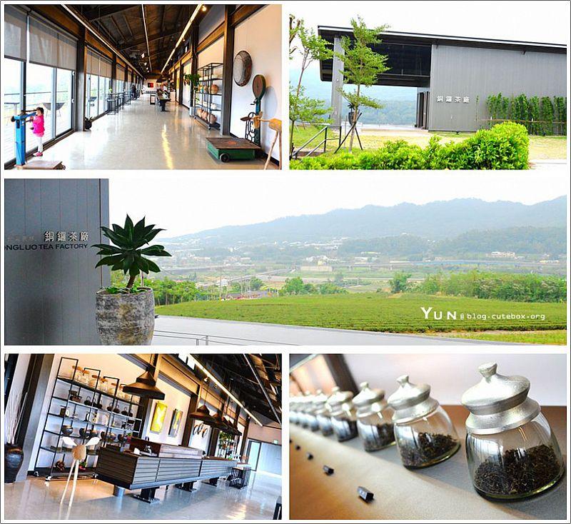 [苗栗景點] 銅鑼茶廠~ 俯瞰茶園遼闊景緻,悠閒品茗趣