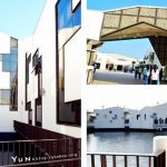 [台南景點] 台江國家公園遊客中心(台江學園)~ 全台唯一水上高腳屋,獨特造型吸睛又好拍
