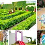 [彰化和美] 探索迷宮歐式莊園餐廳~ 異國風情造景浪漫好拍,也有草地及親子遊戲設施