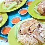 [新加坡必吃美食] 天天海南雞飯~ 隱身麥士威熟食中心,超人氣必吃海南雞飯!