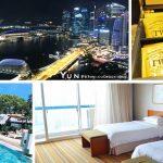 [新加坡住宿] 史丹佛瑞士酒店Swissotel The Stamford~ 鄰近地鐵站及商場,港灣璀璨景色盡收眼底