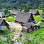 [富山景點] 五箇山管沼合掌村聚落~ 最迷你的人間仙境