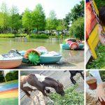 [彰化溪湖] 沐卉親子農場~ 自然簡單的遊樂環境,玩整天都不會膩