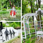 [桃園大溪] 歡樂夢想國~ 充滿童話色彩的夢幻花園