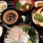 [愛媛松山美食] 五志喜鄉土料理~ 必吃的五色素麵及宇和島鯛魚飯!