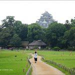 [岡山景點] 後樂園~ 必遊日本三大庭園之一,米其林三星景點!