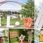 [台中景點] 洲際棒球文創園區~休閒新地標,棒球故事館直播賽事體驗趣
