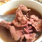 [台南美食] 文章牛肉湯~ 在地人激推超人氣必吃
