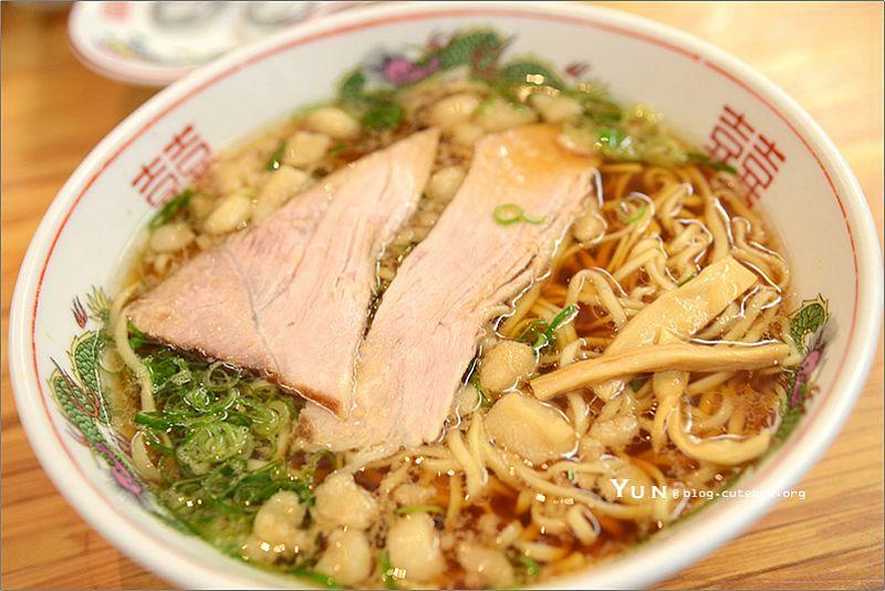 [廣島美食] 朱華園 尾道拉麵~ 源自台灣的人氣排隊名店,有滿滿的家鄉味!