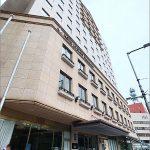 [松山飯店推薦] Hotel Mystays 松山~ 高CP值!護城河第一排,可遠眺松山城夜景