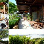 [嘉義番路] 清豐濤月景觀餐廳~ 俯瞰仁義潭湖畔美景,悠靜閒適