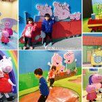 [台中景點] Peppa Pig粉紅豬小妹超級互動展~ 佩佩豬展來了,經典場景重現!(已歇業)
