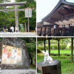[島根景點] 出雲大社~ 日本著名的神話之國及結緣之神的知名聖地