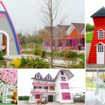 [雲林古坑] 珍粉紅城堡水漾森林教堂~ 繽紛教堂、落羽松大道,夢幻拍照趣!
