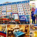 [名古屋住宿] 日本樂高樂園飯店~ 全新開幕!五大冒險主題房、繽紛LEGO積木池任你遊玩
