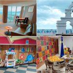 [新北萬里] 群策翡翠灣溫泉酒店~ 房內寬敞大空間,親子遊戲室好好玩,鄰近龜吼漁港啖海鮮好去處